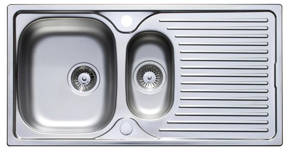 Astracast 1.5B Sink/Tap/Waste Pack Stainless Steel