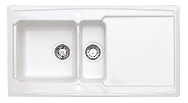 Astracast Ceramic Inset 1.5B Sink