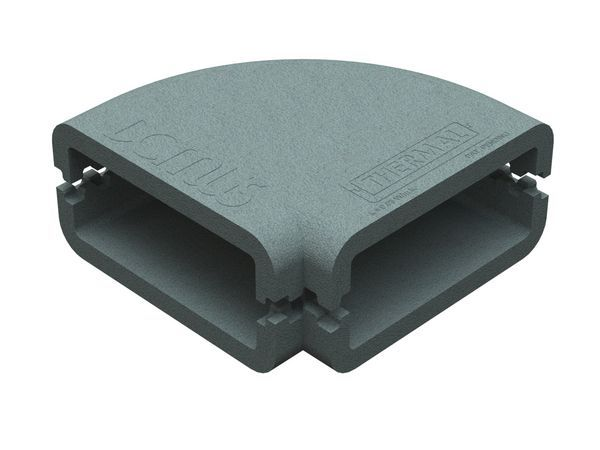 Domus Ts550 204X60mm Therm Shell Pair