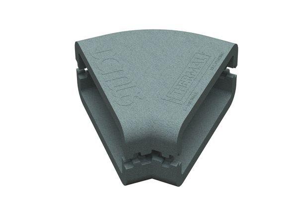 Domus Ts555 204X60mm Therm Shell Pair