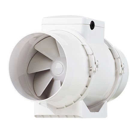 Xpelair 2 Speed Mxed Flow Fan With Timer
