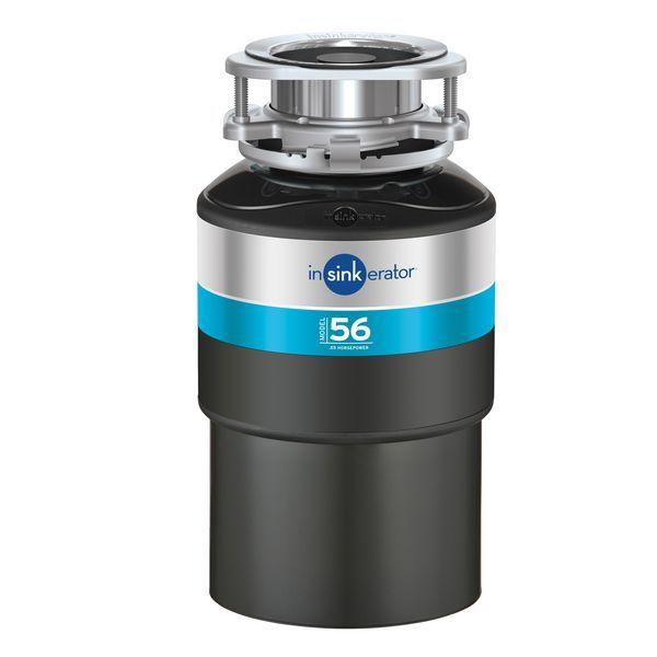 Insinkerator Model 56 W-Disposal C/W Air Switch
