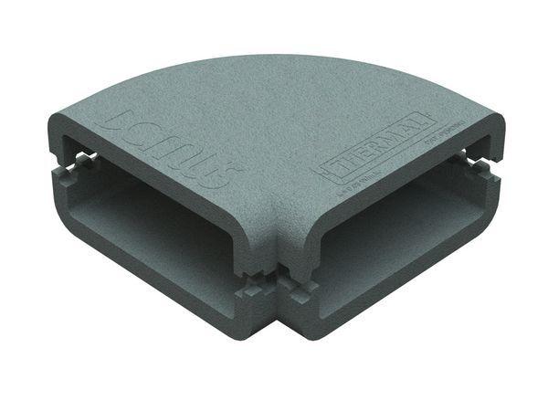 Domus Ts950 220X90mm Therm Shell Pair