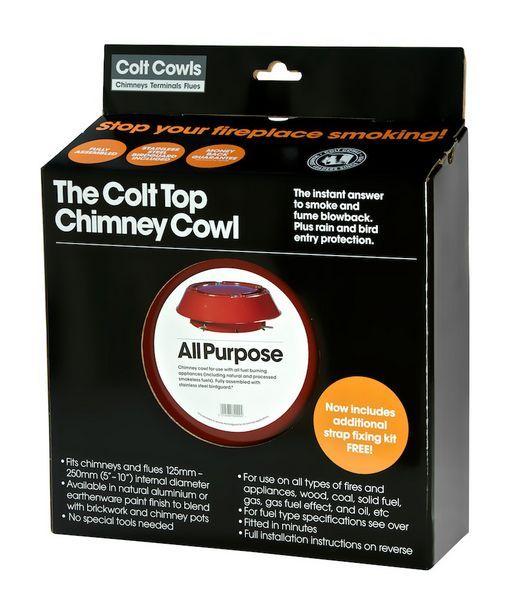 Colt Top - All Purpose 125-250Mm