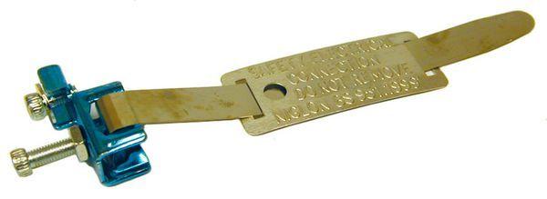 Adj Earthclamp Brass Aec2-150
