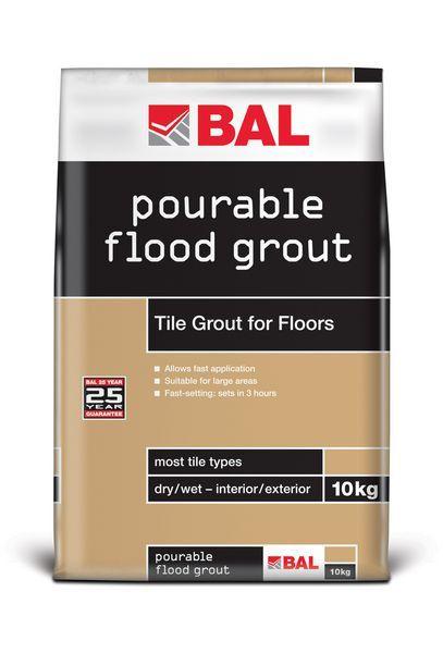 Bal White Grout 1.5Kg