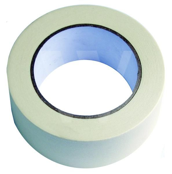 2 Masking Tape - 50Mm X 50M Roll