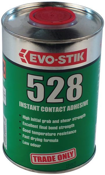 Evode 528 Contact Adhesive 1L