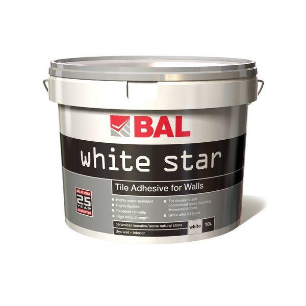 Bal White Star R/Mixed Class Aa T/Adh10l