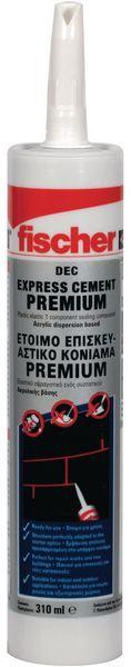 Express Cement Dec 310Ml Cartridge Grey