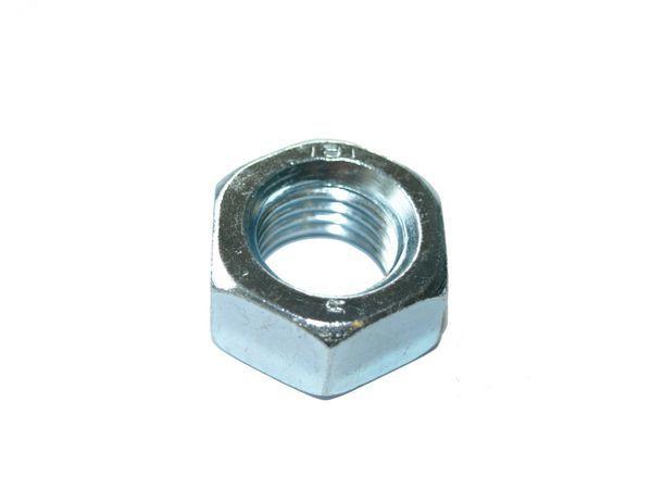 Bzp Hexagon Nut M10 Pk10