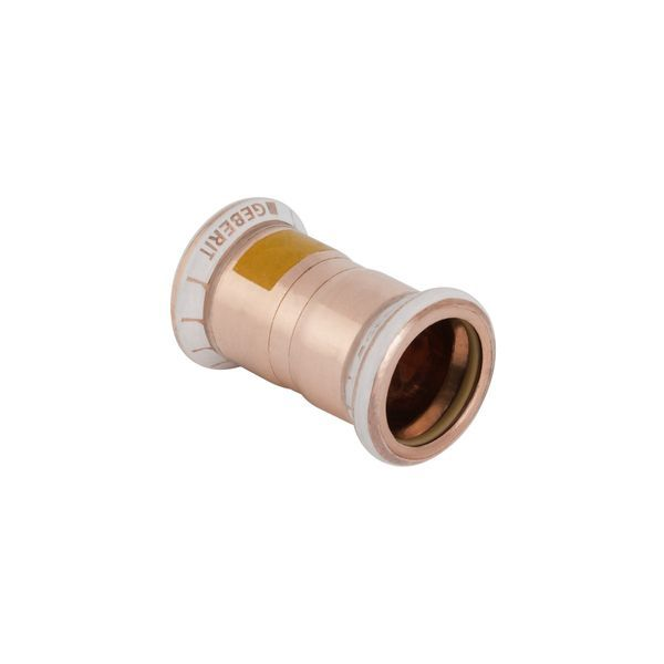 Mps Cu Gas 34605 Straight Coupling 35
