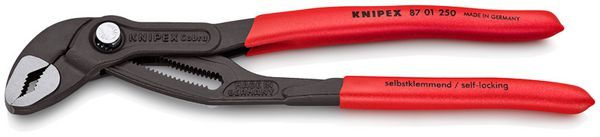 KNIPEX COBRA WATER PUMP PLIERS 250MM