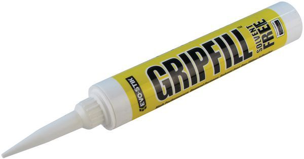 Bostik GRIPFILL SOLVENT FREE ADHESIVE