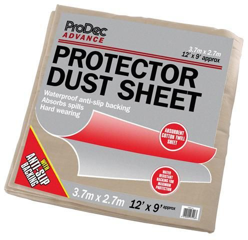 Craftsman 12' X 9' Craftsman Protector Dust Sheet