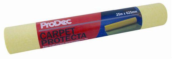 CARPET PROTECTA N ROLL 25M X 625MM