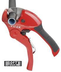 Rothenberg VIRAX PC42 PLASTIC PIPE CUTTER