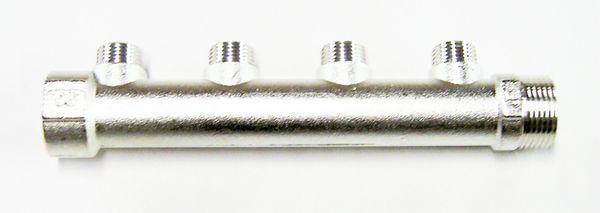 Uponor manifold p 4 port 1mt/ft x1/2mt