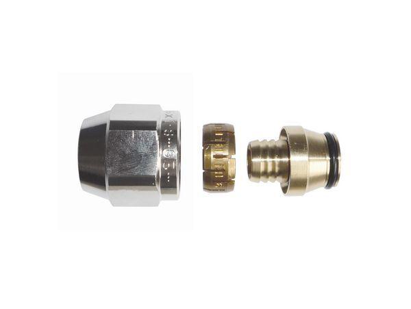 Uponor UPO Q&E PEX 1058934 COMP ADAPTOR  16X1/2