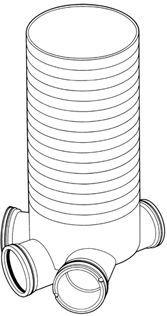 WAV 110MM SHAL CHAMBER 250DIA OSMA 4D960