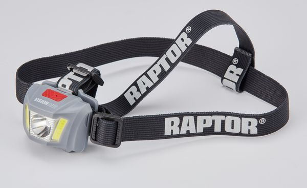 Wolseley Own Brand Raptor VISION ONE - HEAD TORCH