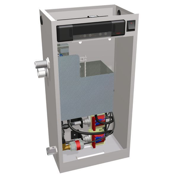 Jet D230 mini pressurisation unit