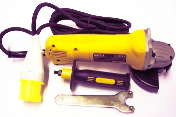 Stanley DEWALT D28113-LX 115MM GRINDER 110V