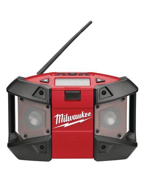 Milwauk M12 COMPACT JOBSITE RADIO NAKED