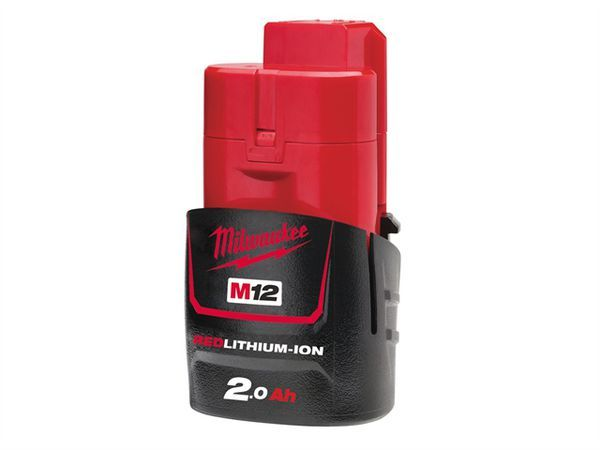 M12 2.0AH RED LITHIUM-ION BATTERY