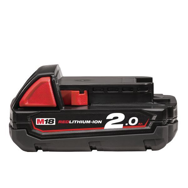 Milwauk MILW M18 2AH RED LITHIUM-ION BATTERY