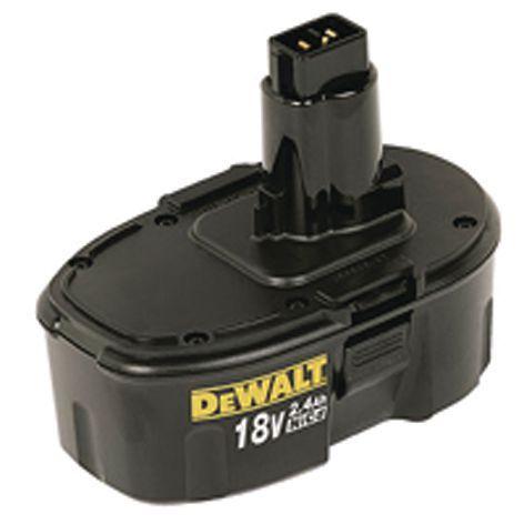 Stanley DEWALT DE9096-XJ 18V - 2.4AH BATTERY