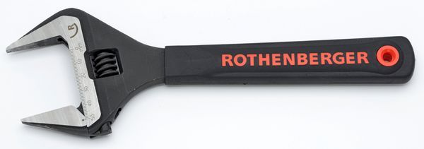 ROTHENBERGER 10 ADJ WIDE JAW WRENCH