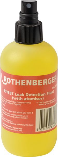 ROTEST LEAK DETECT FLUID 250ML ATOMISER