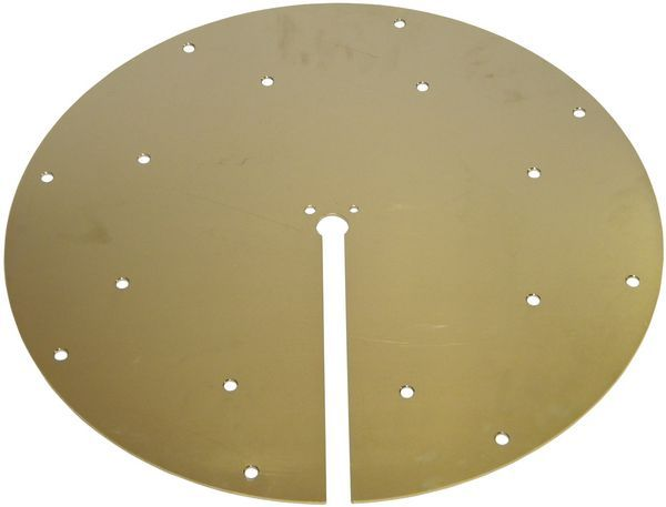 Barbecue King ro035 rotor disc (vg8 & vg16)