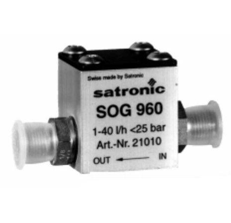 SATR SOG960 METER OIL FLOW 21010U