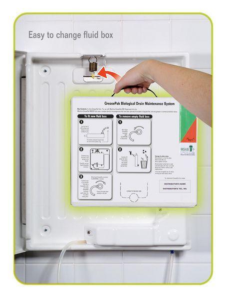 Mech Greasepak gpk msgd solution bio-enz 3x5l