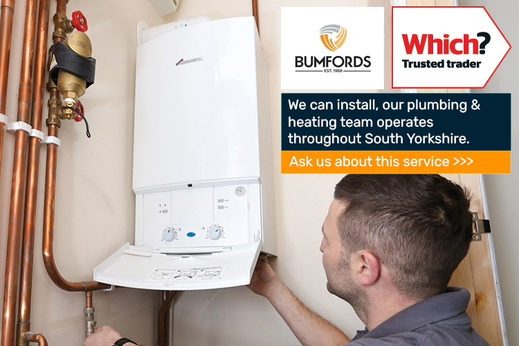 Bumfords Plumbing and Heating in South Yorkshire